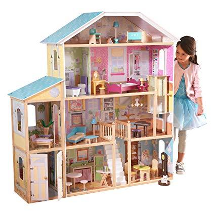 Casas de Muñecas Montessori