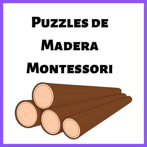 Puzzles de Madera