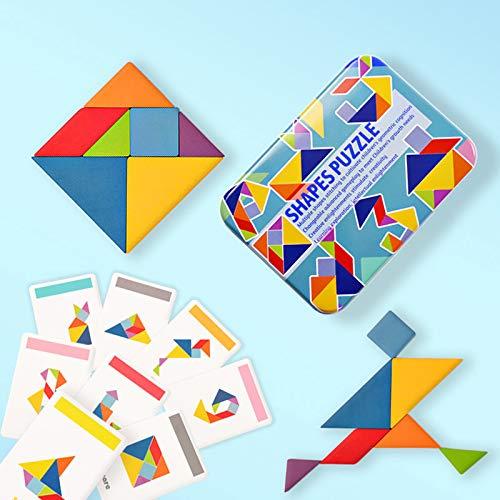 puzzle montessori educacional juego