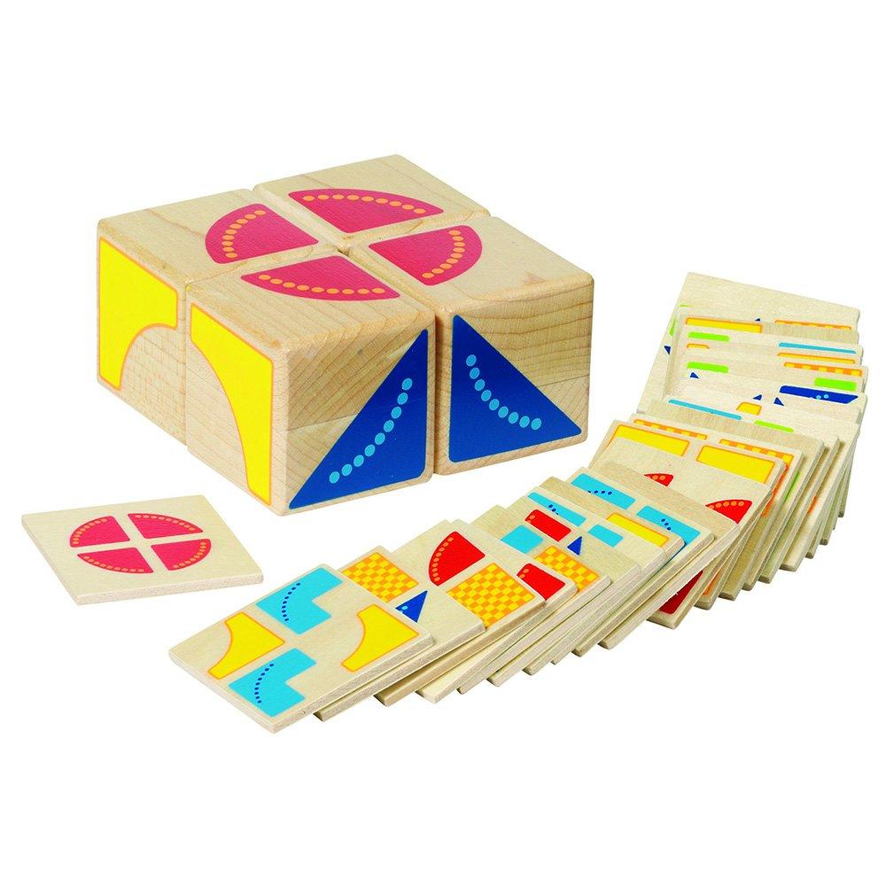 puzzle kubus montessori