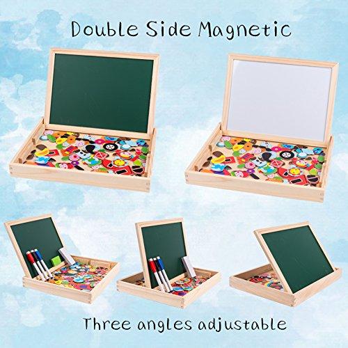 puzzle montessori magnético 4