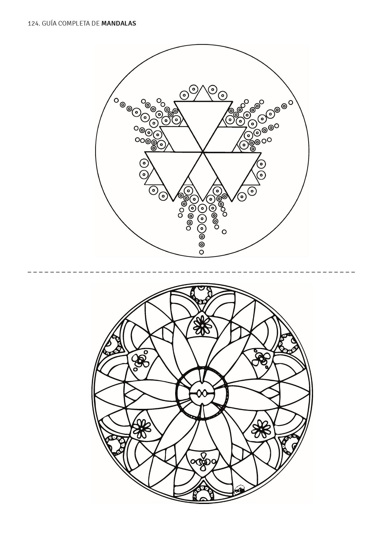 Mandalas para niños - Difíciles_page-0001