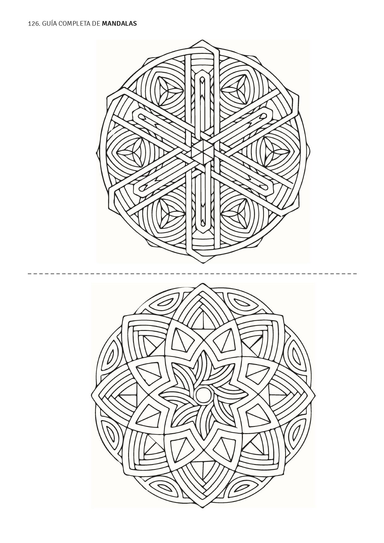 Mandalas para niños - Difíciles_page-0003