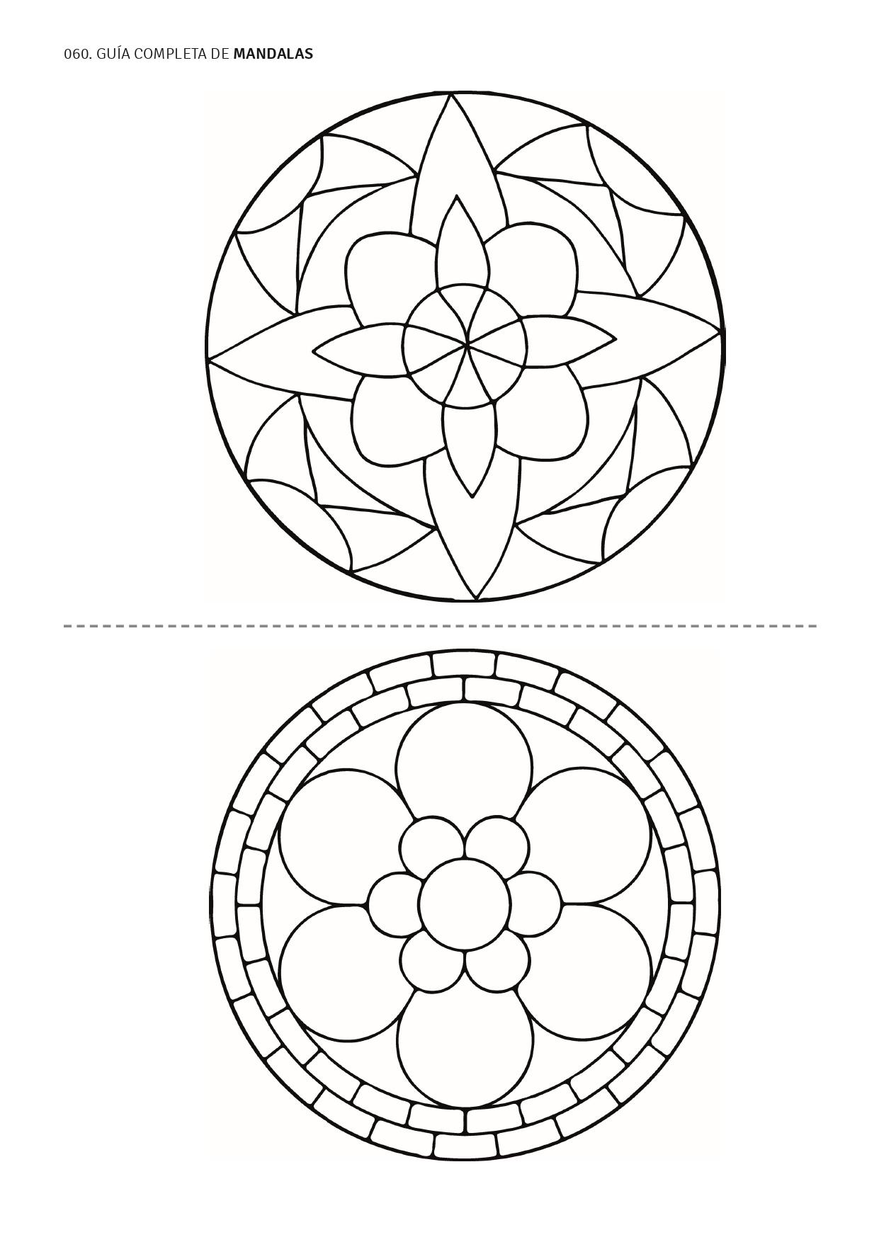 Mandalas para niños - Fáciles_page-0001