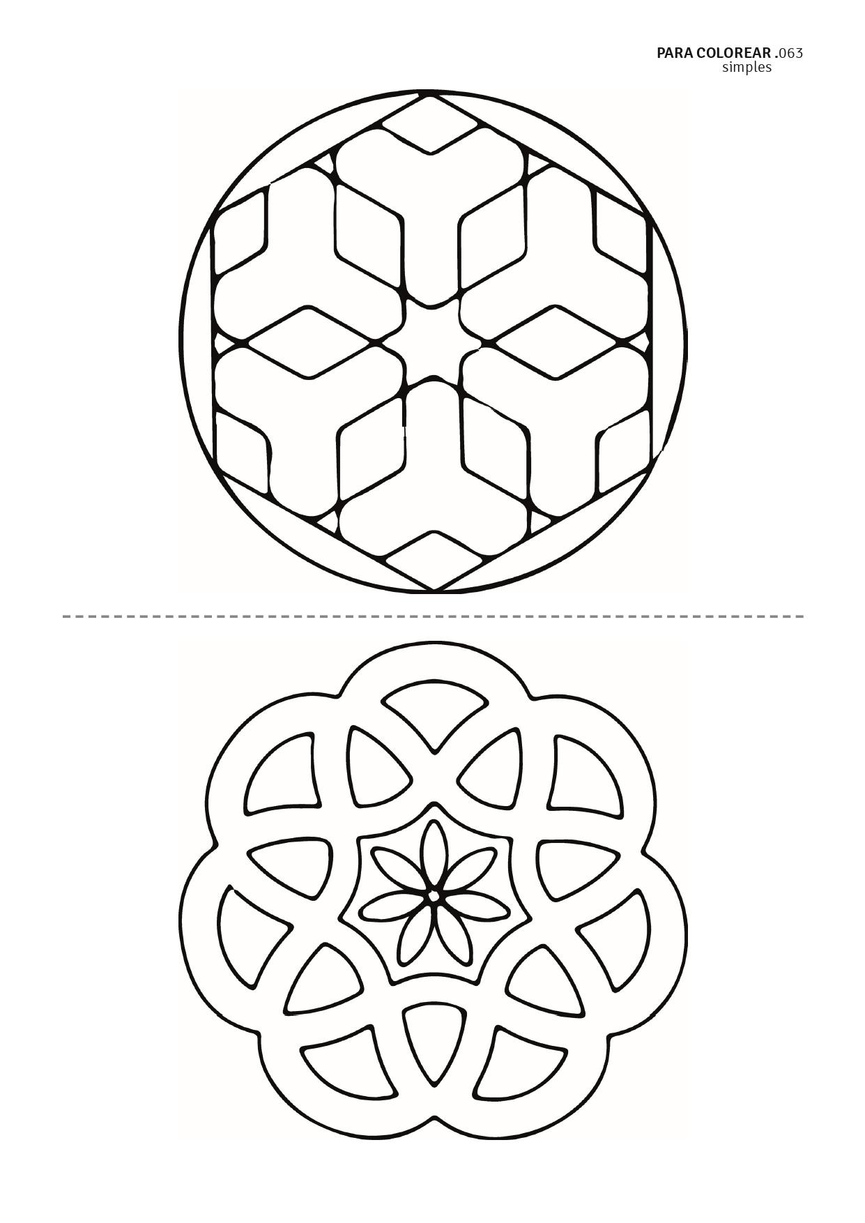 Mandalas para niños - Fáciles_page-0004