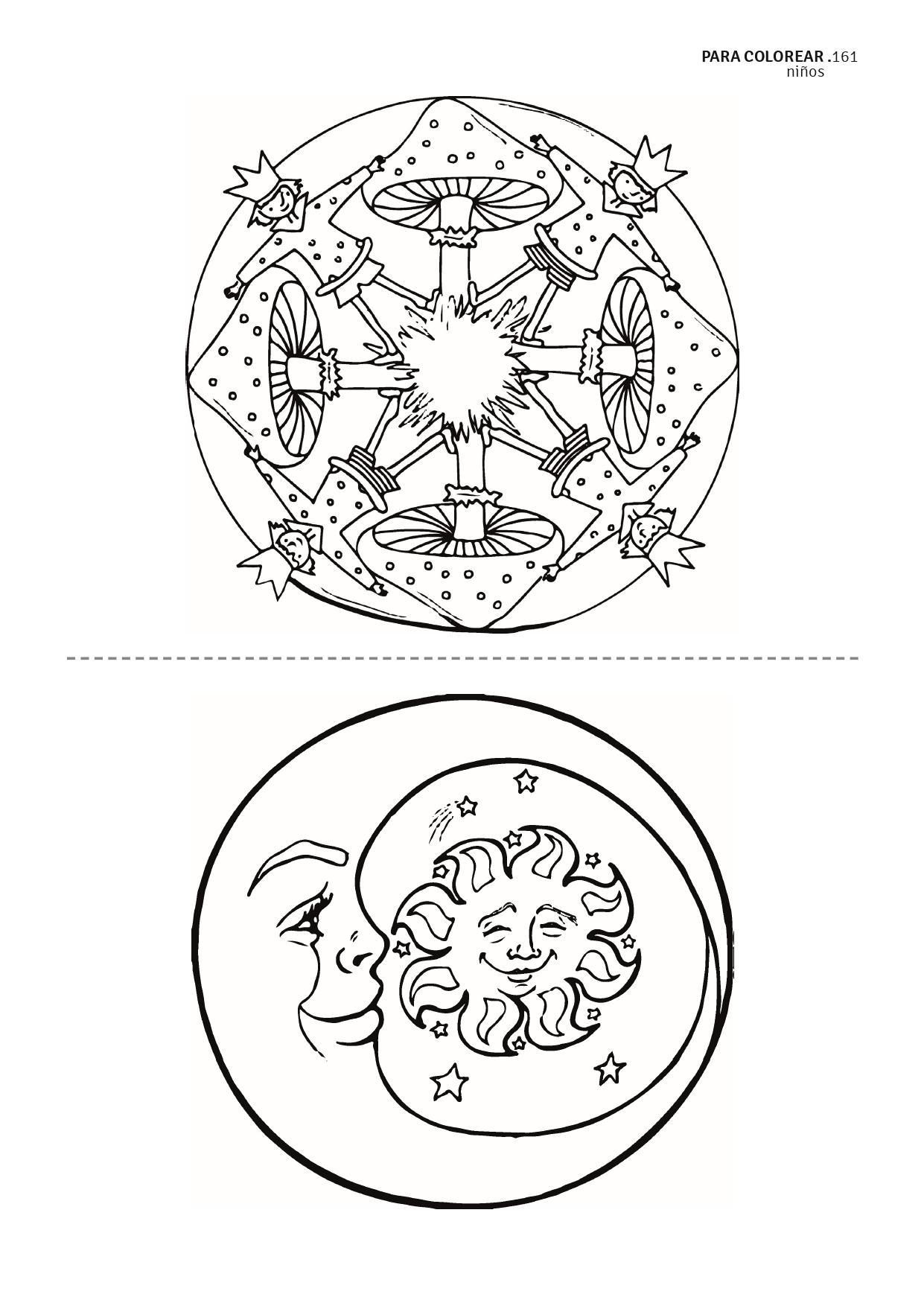Mandalas para niños - Formas y Animales_page-0002