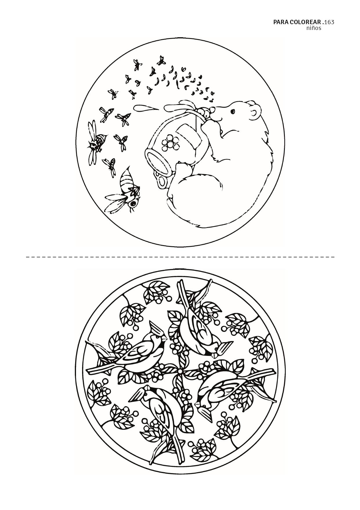 Mandalas para niños - Formas y Animales_page-0004