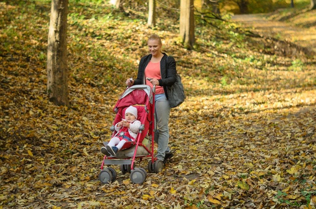 Cómo y cuándo usar una sillita de paseo