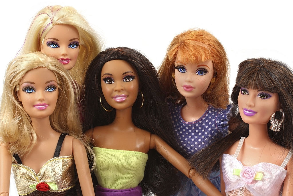 Muñecas del mundo: barbie