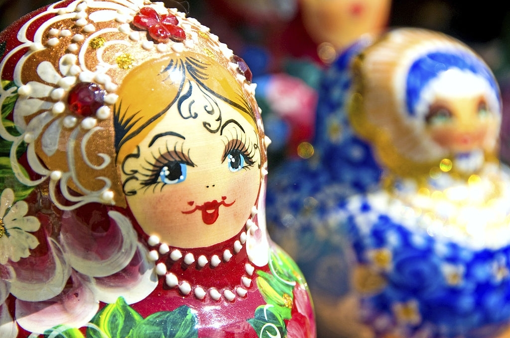 Muñecas del mundo