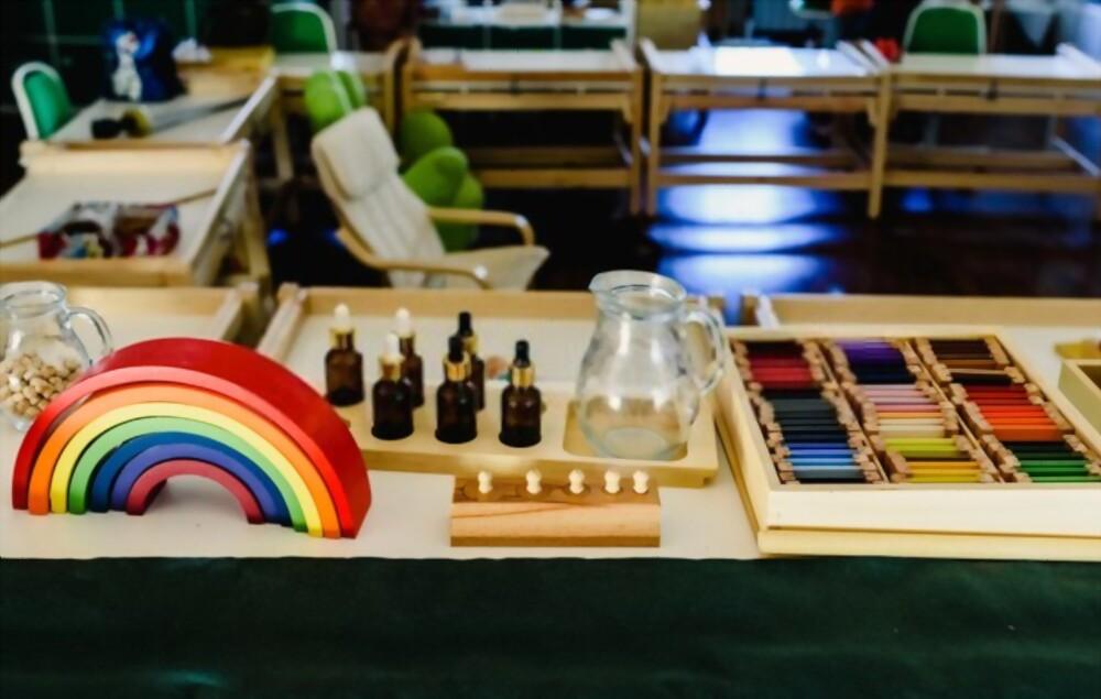 ¿En qué consiste la filosofía Montessori?