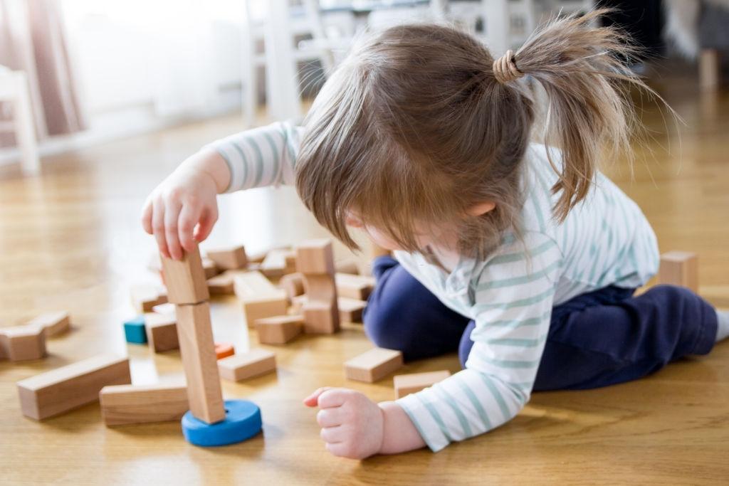 Beneficios juguetes de construcción
