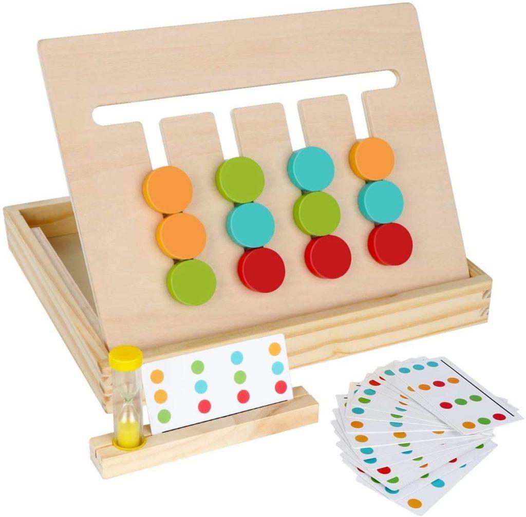 Juego de patrones montessori